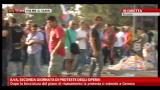 28/09/2012 - Ilva, continuano le proteste dei lavoratori