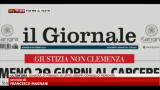 28/09/2012 - Sallusti, &quot;Il Giornale&quot; da oggi orfano del direttore