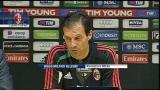"""28/09/2012 - Milan, Allegri: """"All'interno della squadra massimo rispetto"""""""