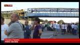 28/09/2012 - Ilva, seconda giornata di proteste degli operai