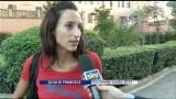 07/10/2012 - Marta Russo: fiorettisti italiani dimostrano solidarietà