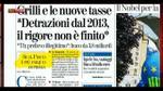 Rassegna stampa nazionale (13.10.2012)