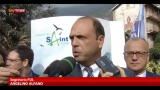14/10/2012 - Lombardia, Alfano: no ad accanimento terapautico