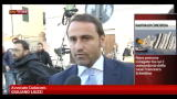 16/10/2012 - Processo Naufragio Concordia, le parole di Giuliano Liuzzi