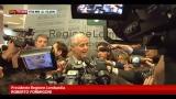 Regione Lombardia, Formigoni: giunta tecnica entro settimana