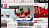 16/10/2012 - Ferrari, Felipe Massa rinnova per il 2013