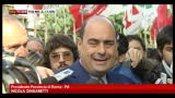 Regione Lazio, Zingaretti: chiediamo il voto entro dicembre