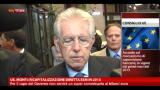 19/10/2012 - UE, Monti: ricapitalizzazione diretta ESM in 2013