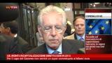 19/10/2012 - UE, Monti: ricapitalizzazione diretta ESM in 2013