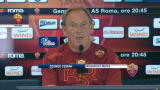 20/10/2012 - Roma, Zeman: &quot;Contento della reazione di Osvaldo e De Rossi&quot;