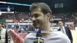 23/10/2012 - Stramaccioni: sono sempre stato appassionato di basket
