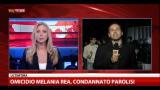 26/10/2012 - Omicidio Melania Rea, ergastolo per Parolisi