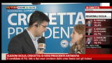 30/10/2012 - Elezioni Sicilia, intervista a Lucia Borsellino