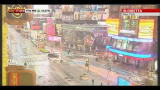 30/10/2012 - Uragano Sandy, Time Square deserta: il video