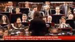 31/10/2012 - Scala, Abbado torna a dirigere la filarmonica dopo 26 anni