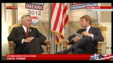07/11/2012 - Usa 2012, exit poll: intervista ambasciatore Usa Thorne