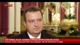08/11/2012 - Serbia-Kosovo, Dadic: evitare estremismi