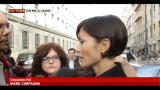12/11/2012 - Ruby, Carfagna: mai stata ad Arcore