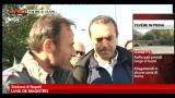 14/11/2012 - Fiat, manifestazione Pomigliano: parla De Magistris