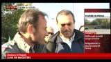 14/11/2012 - Fiat, manifestazione Pomigliano: parla De Magistris