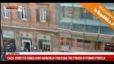 16/11/2012 - Scontri Roma, indagine su 2 lacrimogeni lanciati sulla folla