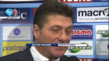 18/11/2012 - Napoli-Milan, Mazzarri: &quot;Vittoria buttata al vento&quot;