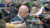 """19/11/2012 - Milan, Galliani: """"Speriamo torni Berlusconi a Milanello"""""""