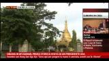 19/11/2012 - Obama in Myanmar, prima storica visita di un presidente Usa