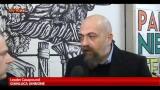 24/11/2012 - Manifestazioni Roma: intervista al leader di Casapound