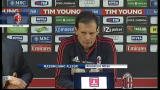 24/11/2012 - Allegri alla vigilia di Milan-Juventus