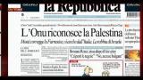 30/11/2012 - Rassegna stampa nazionale (30.11.2012)