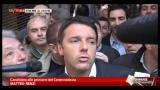 30/11/2012 - Renzi: nel mio programma niente ticket con Bersani