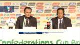 30/11/2012 - Italia, largo ai giovani in Confederations Cup