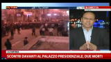 05/12/2012 - Scontri davanti al palazzo presidenziale, due morti