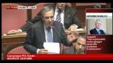 06/12/2012 - Gasparri: decreto avanti, ma siamo perplessi sul Governo