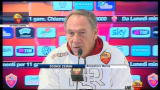 07/12/2012 - Roma, Zeman alla vigilia della gara con la Fiorentina