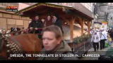 11/12/2012 - Lost &amp; Found: Dresda, tretonnellate di stollen in carrozza