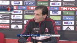 12/12/2012 - Milan, Allegri. &quot;Robinho non si muove da qui&quot;