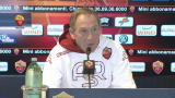 15/12/2012 - Roma, Zeman con il Chievo vuole la sesta vittoria di fila