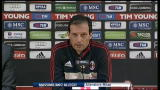 15/12/2012 - Milan, Allegri: &quot;Spero e credo di non perdere Robinho&quot;