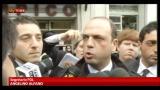 16/12/2012 - Alfano: follia dividere Pdl, deluderemo chi vuole scissione
