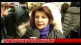 17/12/2012 - Concorsone scuola, aspiranti docenti: non è giusto