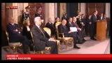 17/12/2012 - Napolitano: rammarico per conclusione anticipata governo