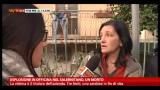 19/12/2012 - Esplosione in officina nel salernitano, un morto