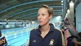 "20/12/2012 - Federica Pellegrini: ""Vedrò se allenarmi a Verona"""