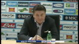21/12/2012 - Mazzarri: &quot;Bisogna tornare a essere pi compatti&quot;