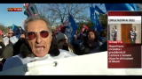 22/12/2012 - Sanita, manifestazione a Roma contro chiusura ospedali