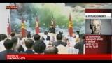 23/12/2012 - Seul: il lancio del missile nordcoreano è test balistico