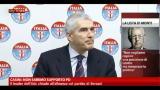 """29/12/2012 - Casini: """"Non saremo supporto PD"""""""