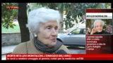 31/12/2012 - Morte Rita Levi Montalcini, l'omaggio degli amici